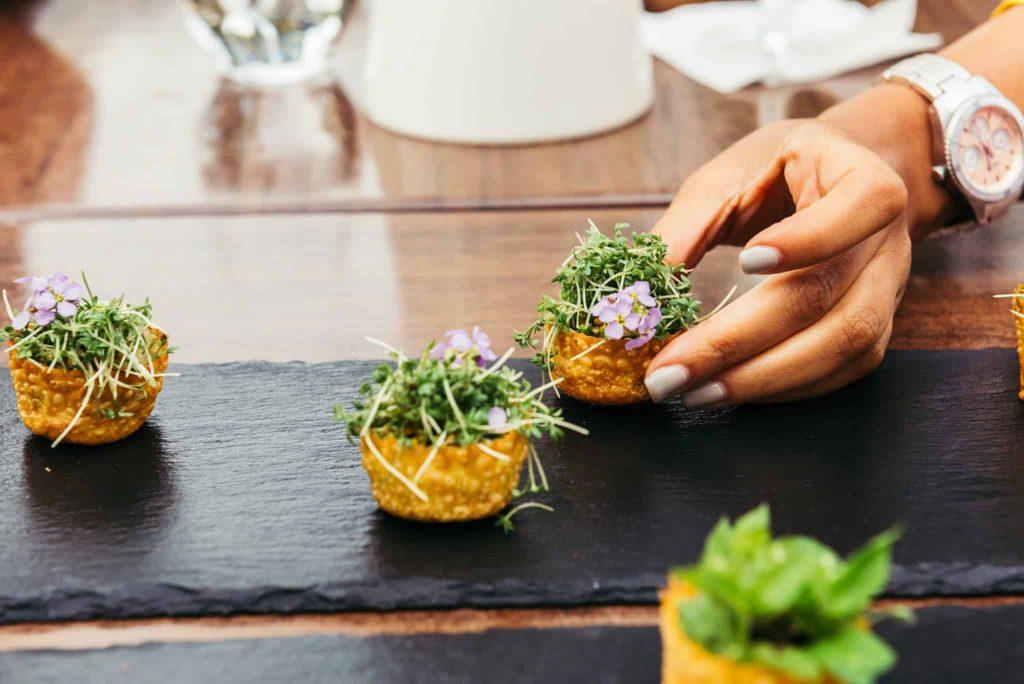 New Nordic cuisine in Copenhagen